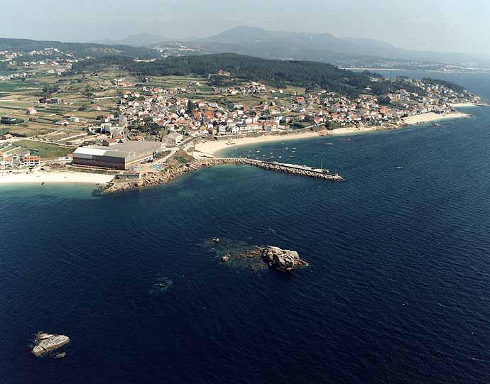 Playa de A Ameixida / La Raia en Ribeira - imagen 3