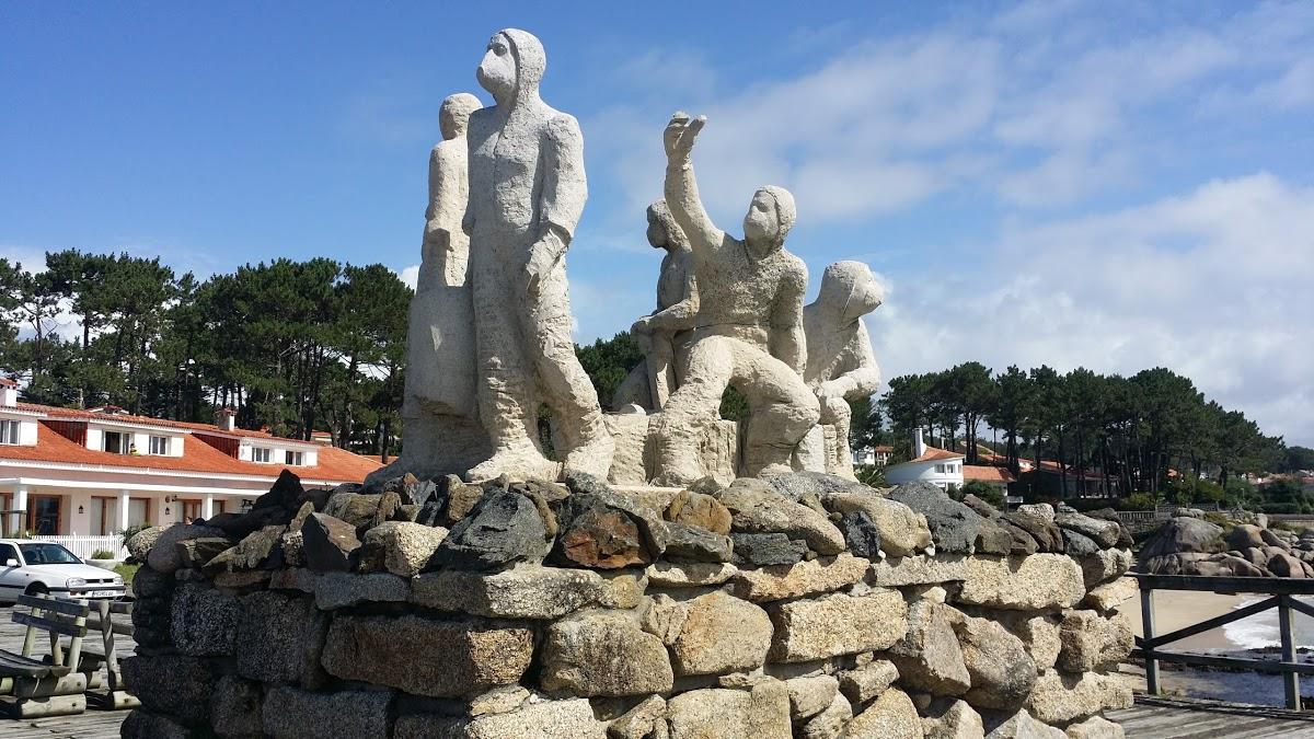 Playa de A Barrosa en O Grove - imagen 1
