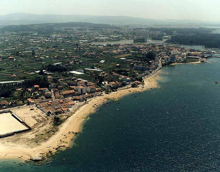 Playa de A Braña en Vilanova de Arousa - imagen 1