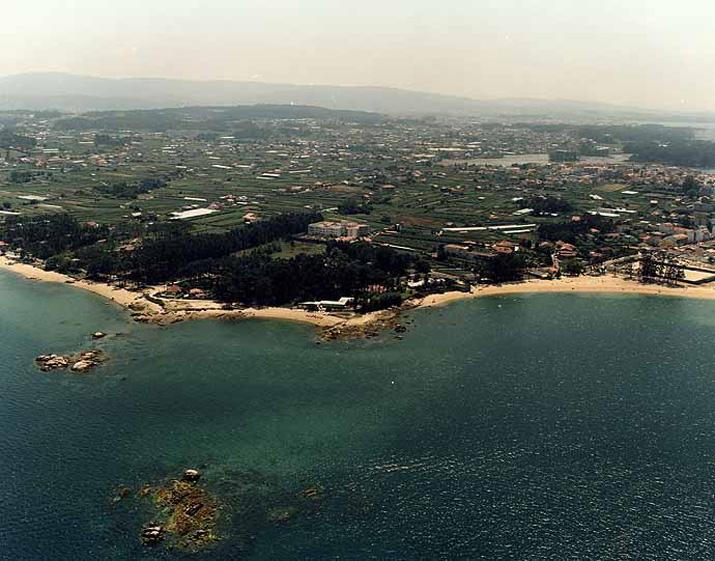 Playa de A Braña en Vilanova de Arousa - imagen 2