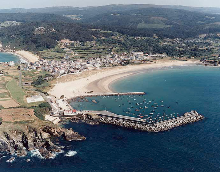 Playa de A Concha en Ortigueira - imagen 1