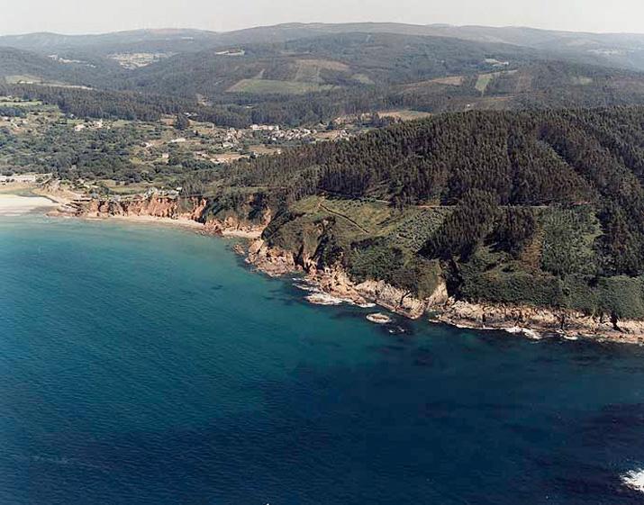 Playa de A Concha en Ortigueira - imagen 2