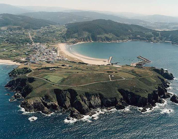 Playa de A Concha en Ortigueira - imagen 3