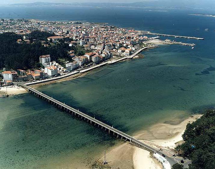 A Ponte / Playa del Puente Sur