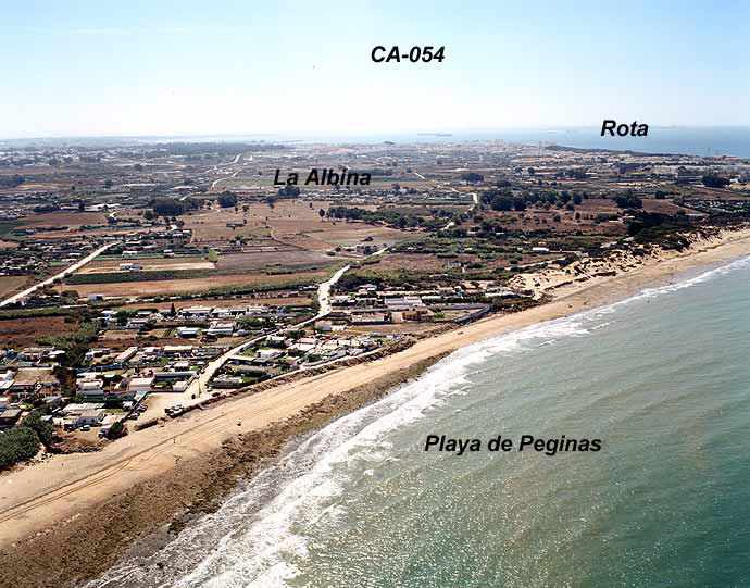 Playa de Aguadulce / Peginas en Rota - imagen 2