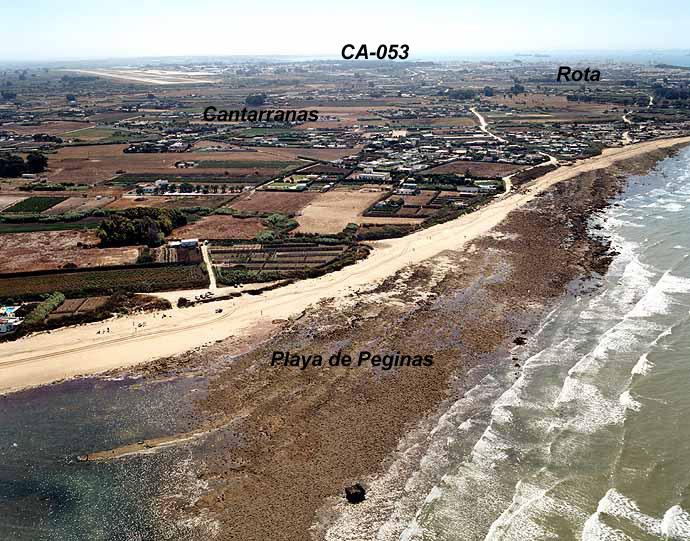 Playa de Aguadulce / Peginas en Rota - imagen 3