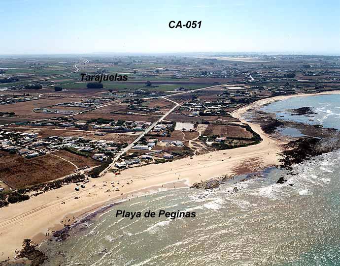 Playa de Aguadulce / Peginas en Rota - imagen 4