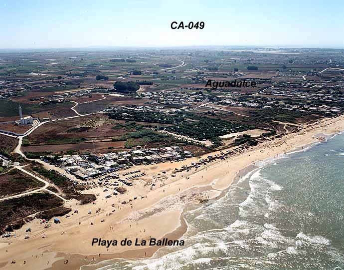 Playa de Aguadulce / Peginas en Rota - imagen 5