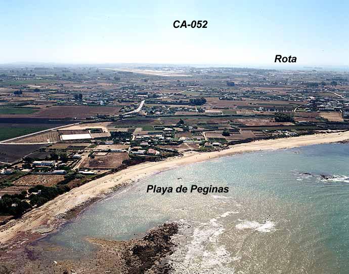 Playa de Aguadulce / Peginas en Rota - imagen 6