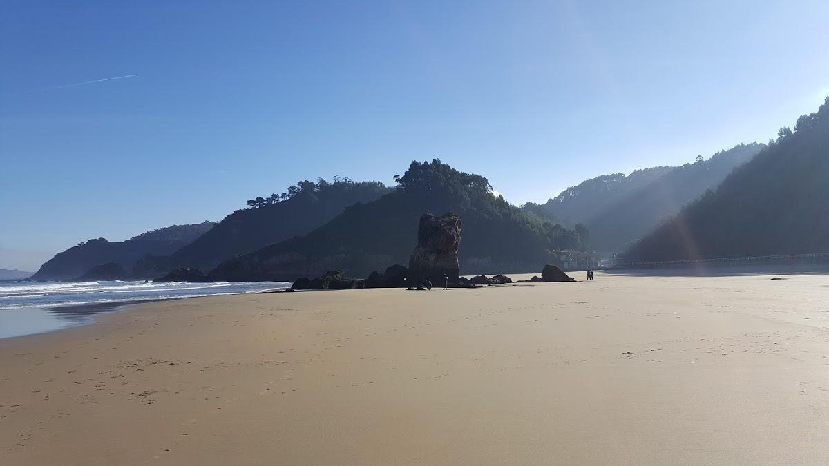 Playa de Aguilar en Muros de Nalón - imagen 2