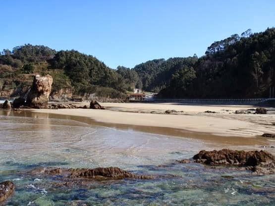 Playa de Aguilar en Muros de Nalón - imagen 4