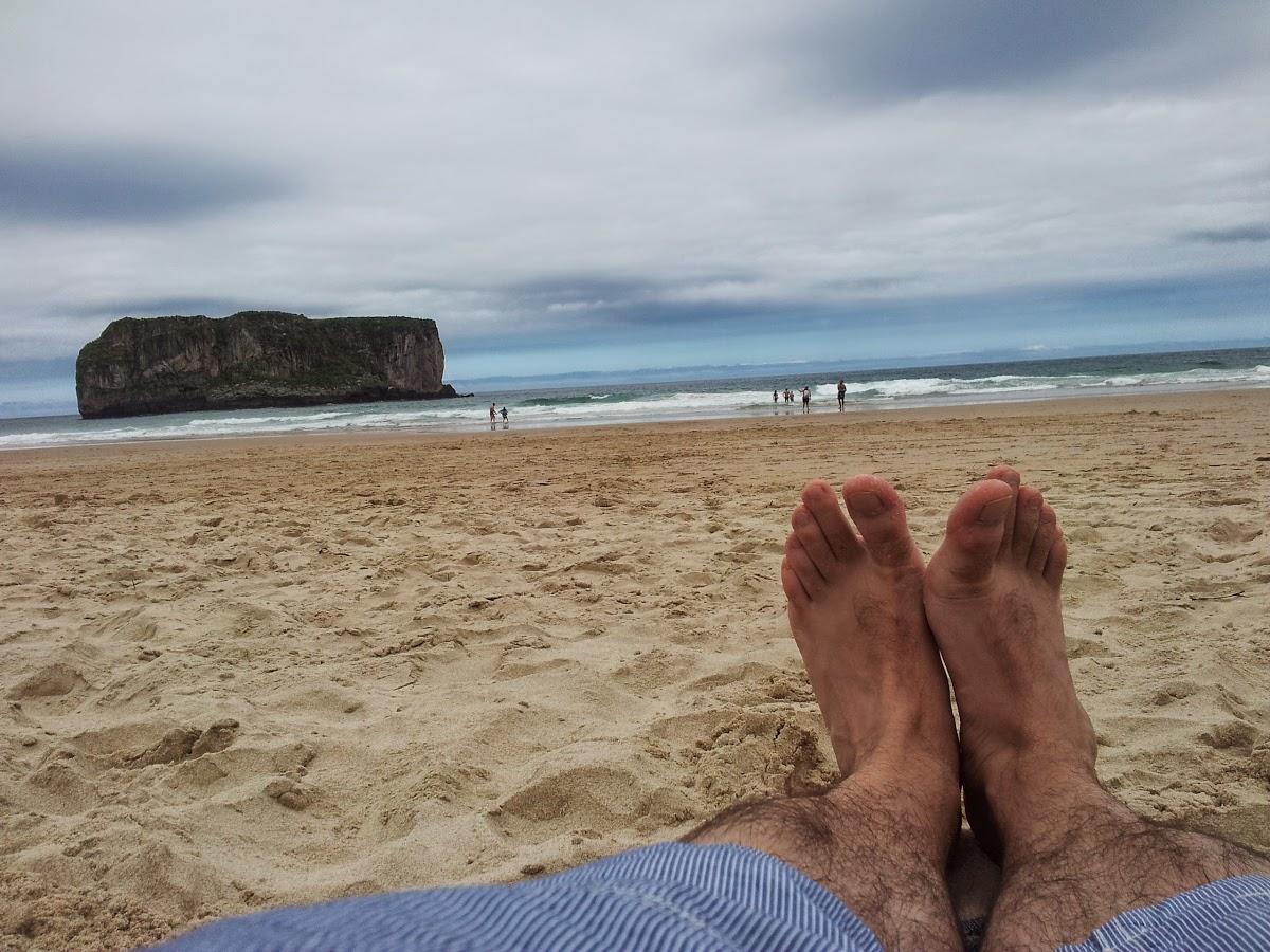 Playa de Andrín en Llanes - imagen 3