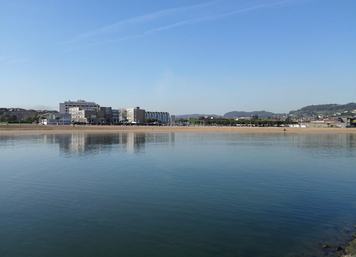 Playa de Arbeyal en Gijón - imagen 1