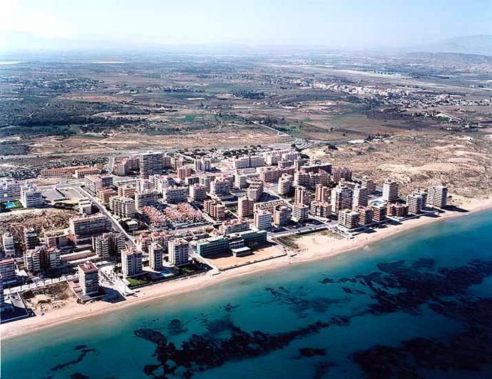 Playa de Arenales del Sol en Elche/Elx - imagen 2