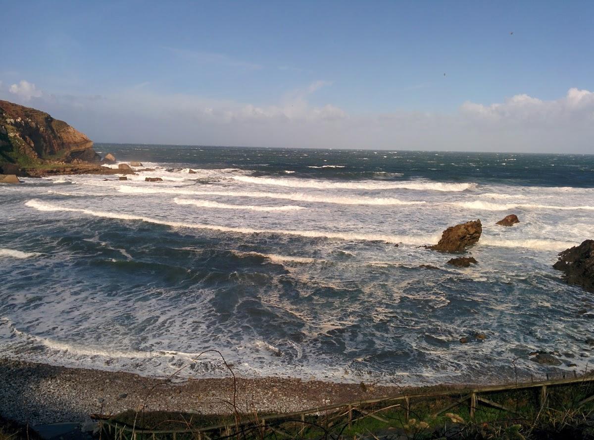 Playa de Arnao en Castrillón - imagen 1