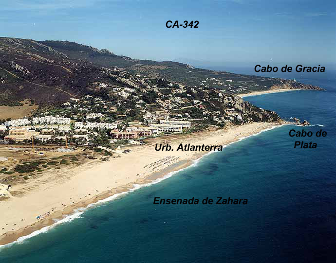 Playa de Atlanterra en Tarifa - imagen 1