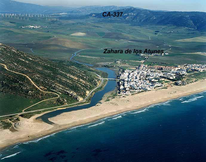 Playa de Atlanterra en Tarifa - imagen 2