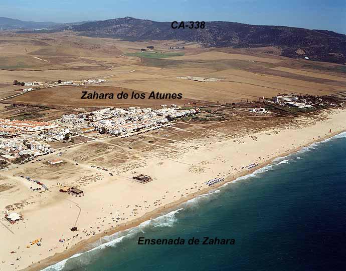 Playa de Atlanterra en Tarifa - imagen 3
