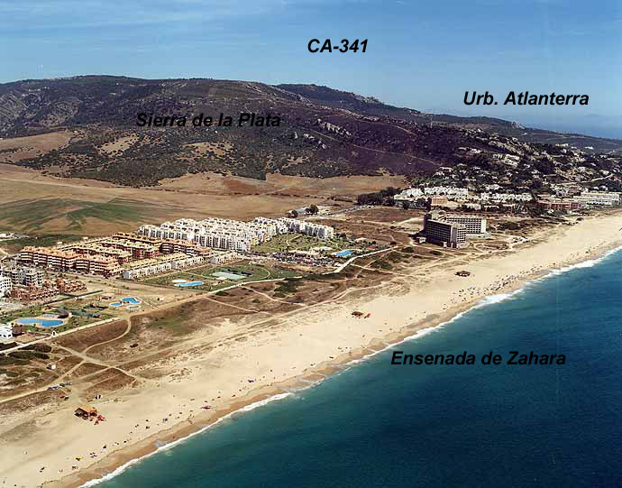 Playa de Atlanterra en Tarifa - imagen 6