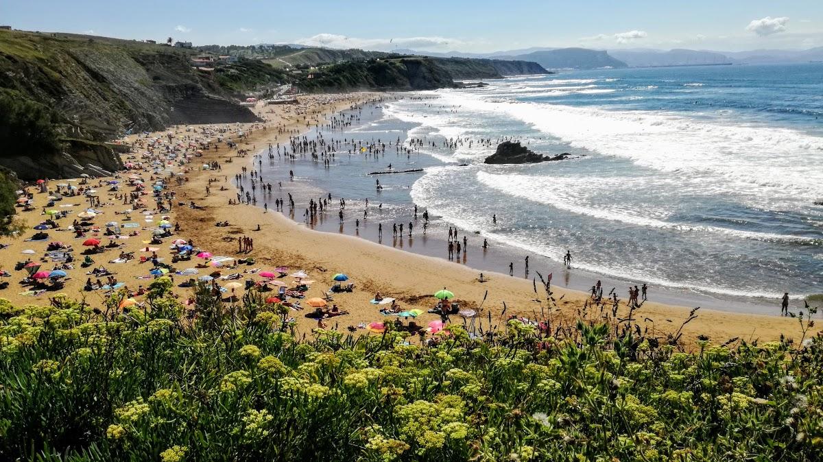 Playa de Barinatxe  / La Salvaje en Getxo - imagen 1