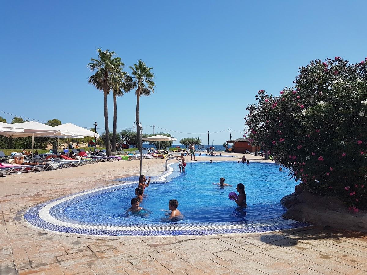 Playa de Bon Caponet en L'Ametlla de Mar - imagen 2