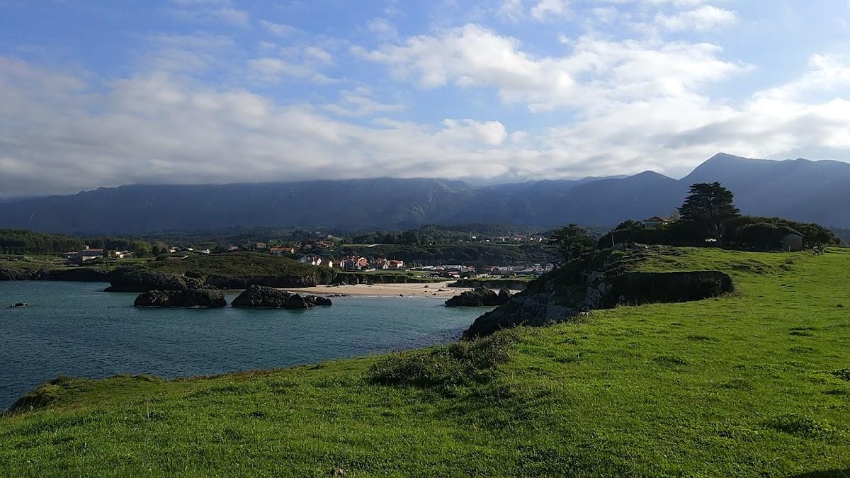 Playa de Borizo  / Borizu en Llanes - imagen 1
