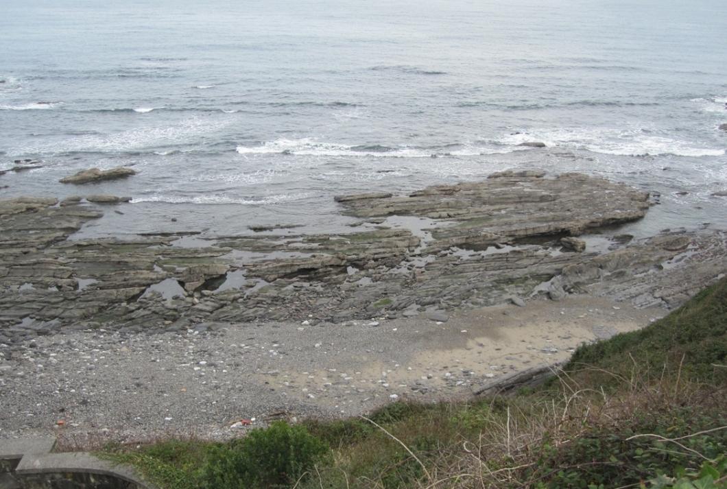 Playa de Burumendi / Hirugarren hondartza en Mutriku - imagen 3