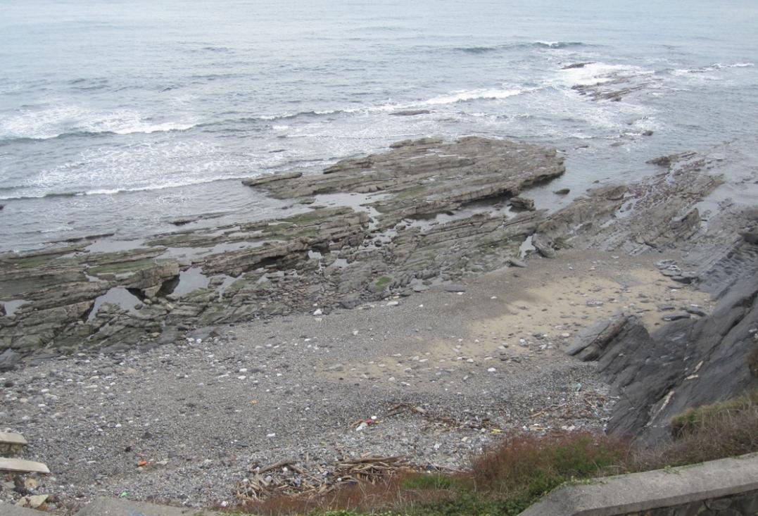 Playa de Burumendi / Hirugarren hondartza en Mutriku - imagen 4