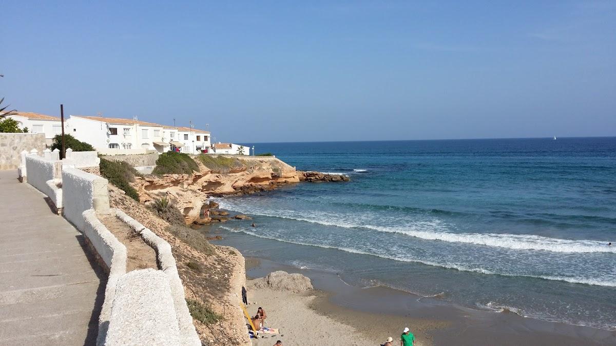 Playa de Cala Cerrada / La Zenia en Orihuela - imagen 1