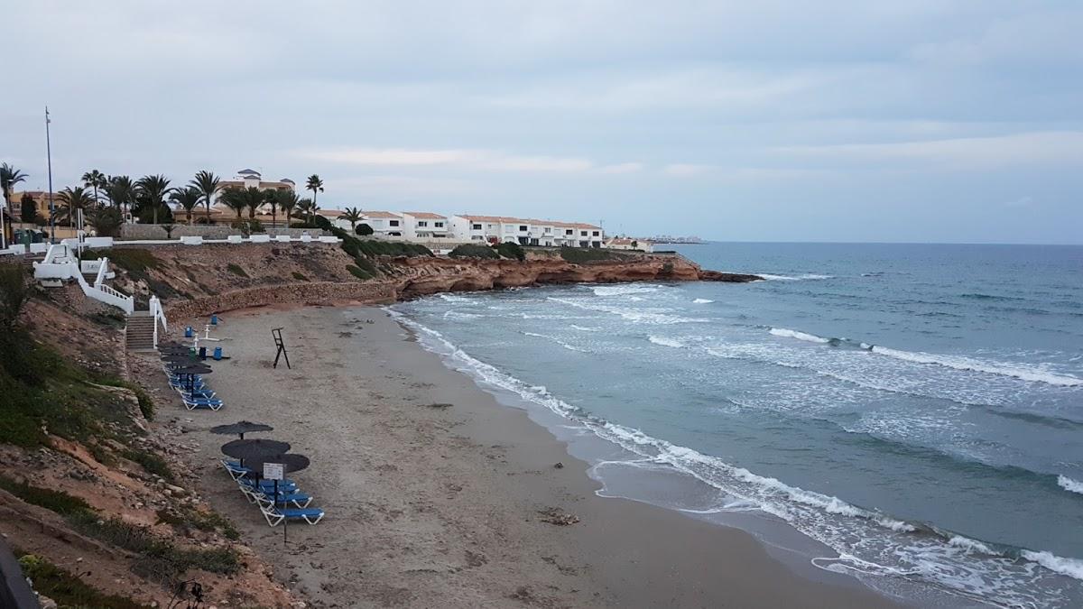 Playa de Cala Cerrada / La Zenia en Orihuela - imagen 2