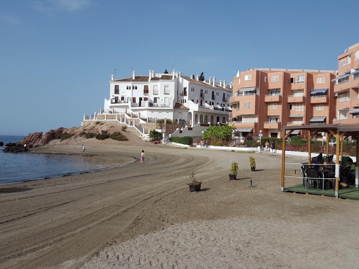 Playa de Calabardina en Águilas - imagen 1