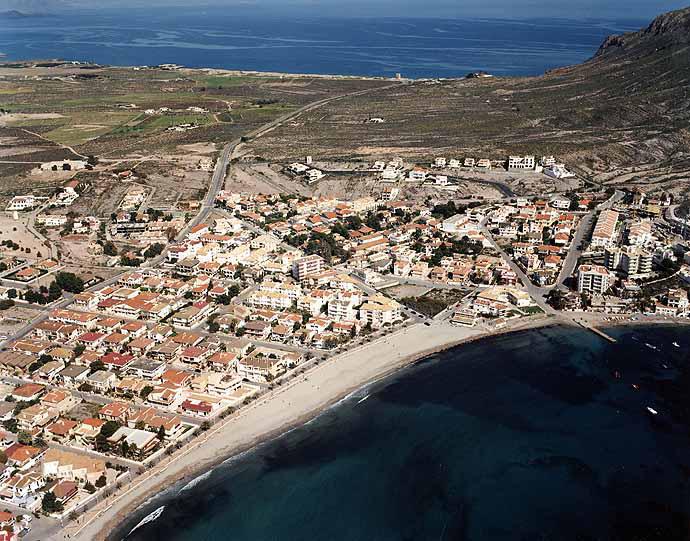 Playa de Calabardina en Águilas - imagen 3