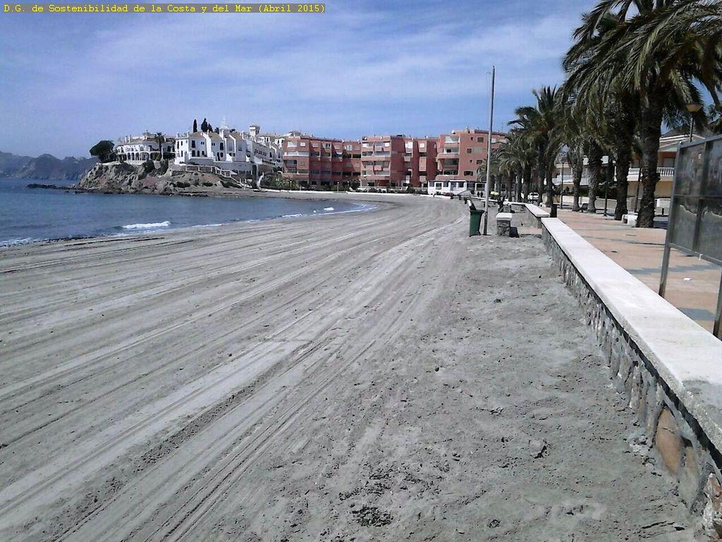 Playa de Calabardina en Águilas - imagen 6