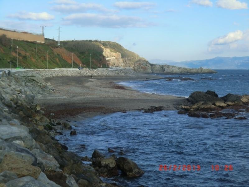 Playa de Calamocarro en Ceuta - imagen 4