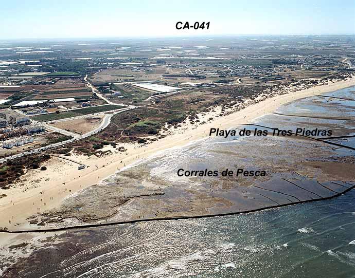 Camarón / La Laguna / Tres Piedras