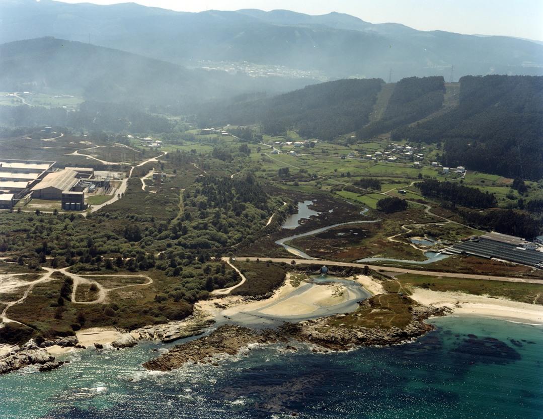 Playa de Corbeiro en Xove - imagen 1