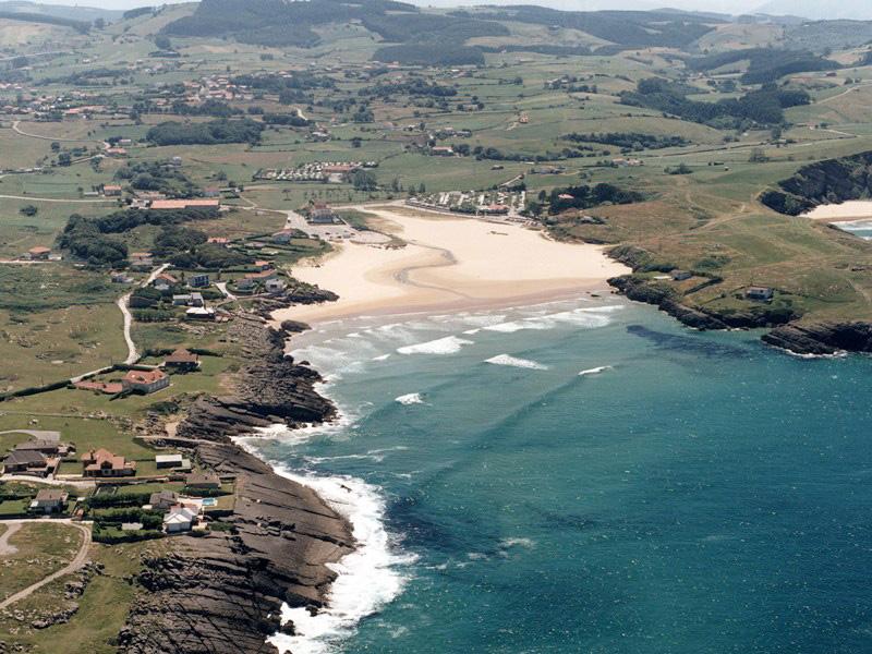 Cuberris / Playa de Ajo