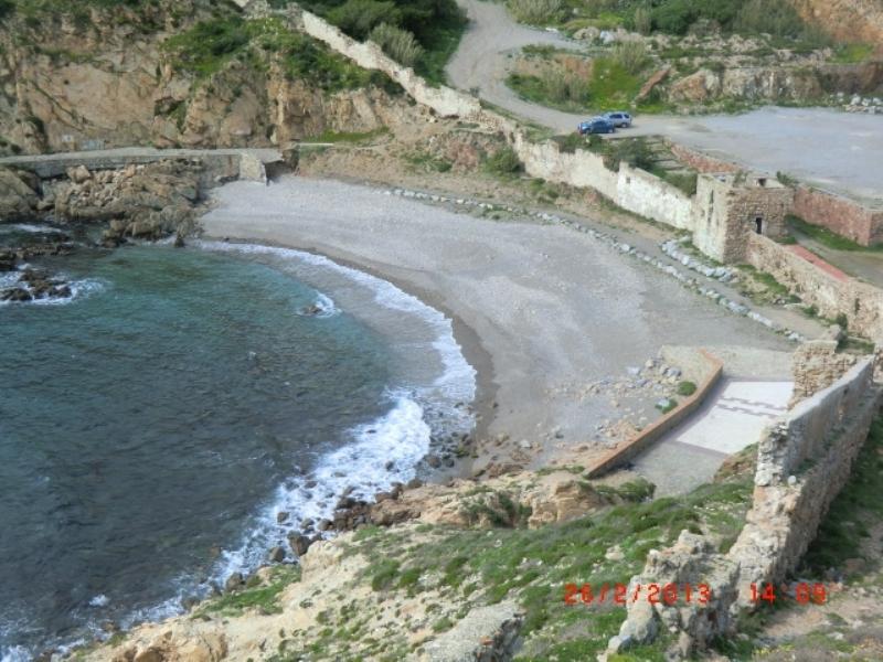 El Desnarigado / Playa de la Torrecilla