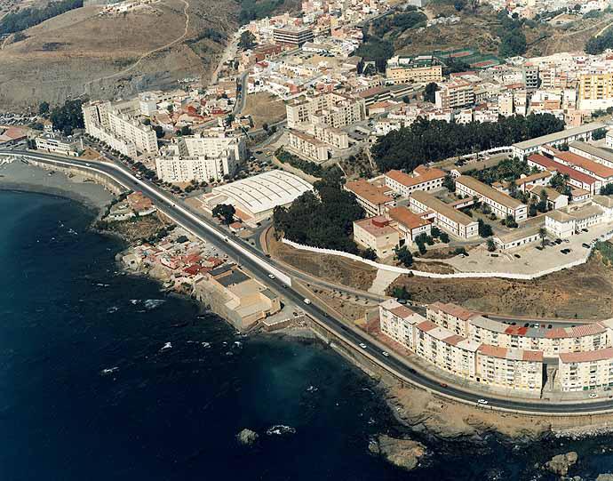 Playa de El Tarajal en Ceuta - imagen 2