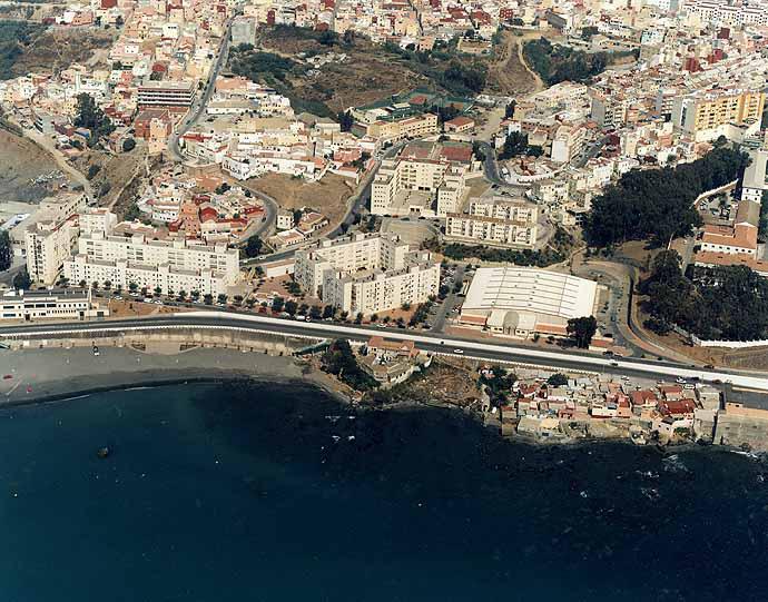 Playa de El Tarajal en Ceuta - imagen 3