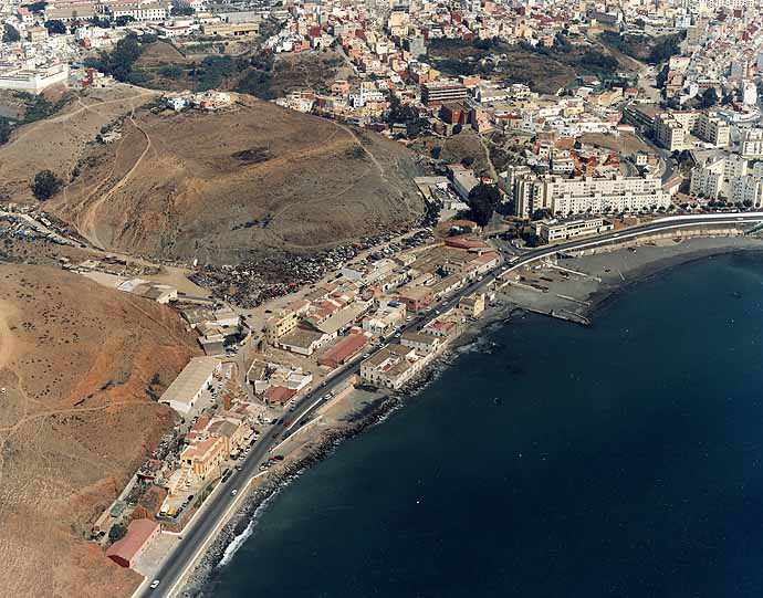 Playa de El Tarajal en Ceuta - imagen 4