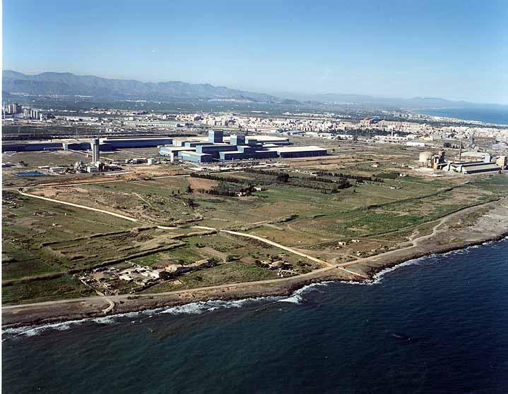 Entorno costero Grao Vell / Marjal del Moro