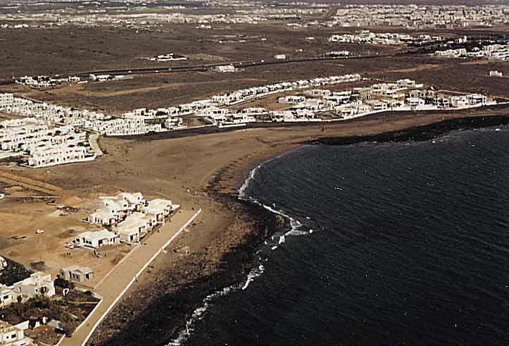 La Concha / Playa de Arencibia / Playa de la Charca