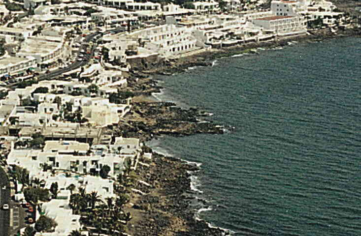 Playa de La Peña del Dice en Tías - imagen 1
