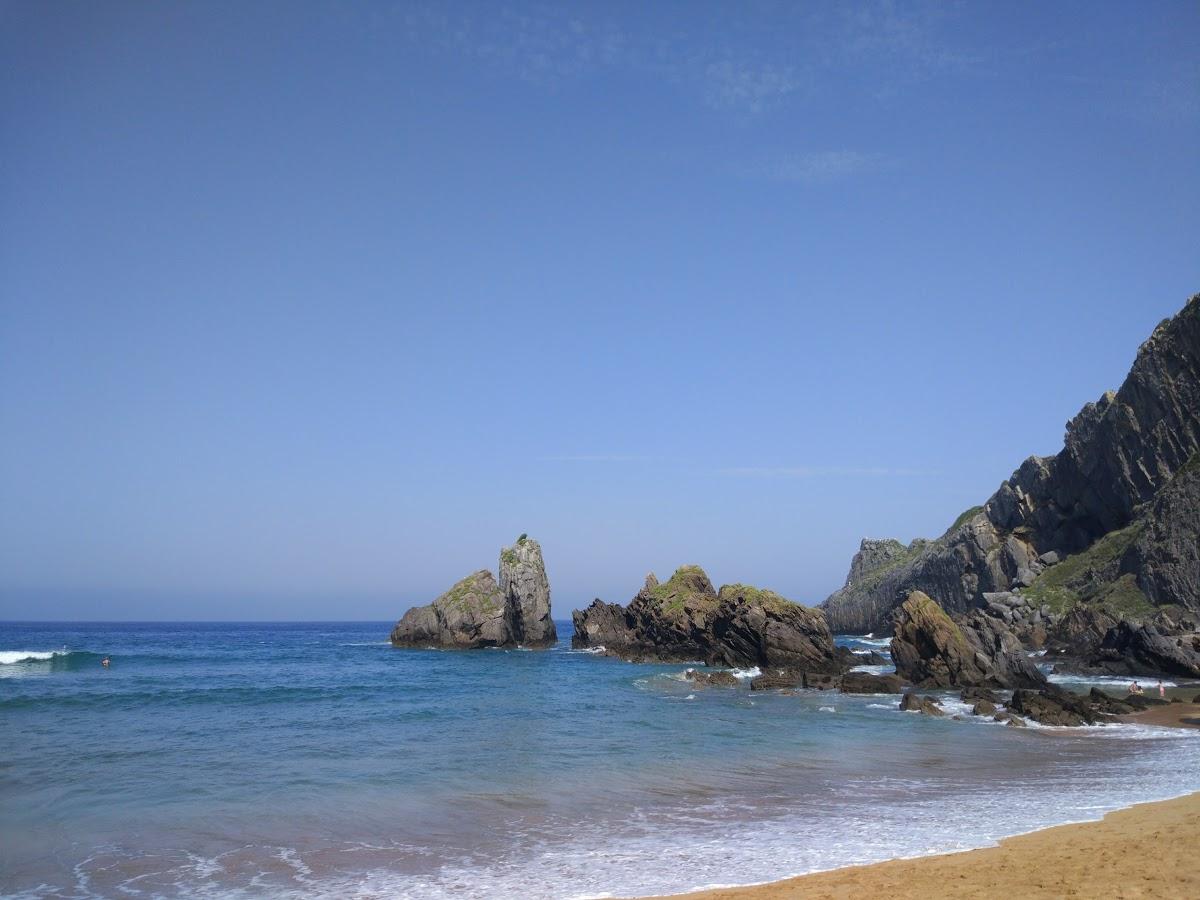 Playa de Laga en Ibarrangelu - imagen 4