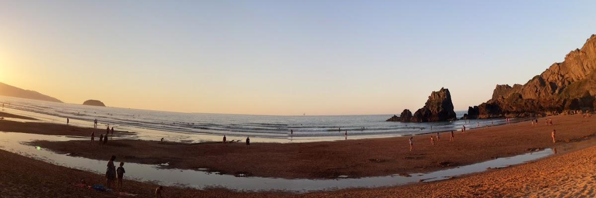 Playa de Laga en Ibarrangelu - imagen 7