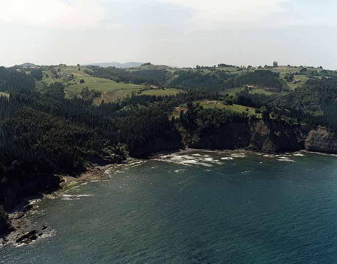 Playa de Laida en Ibarrangelu - imagen 3