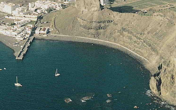 Las Nieves II / Playa del Muelle / Playa de Adelante