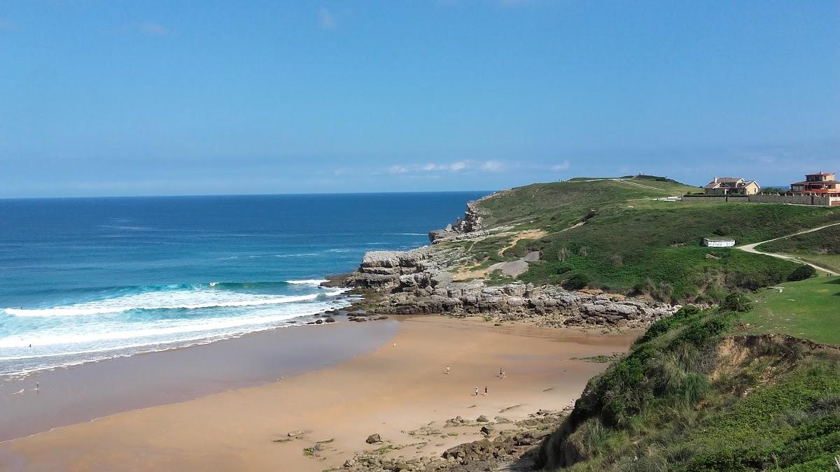 Playa de Los Locos en Suances - imagen 1