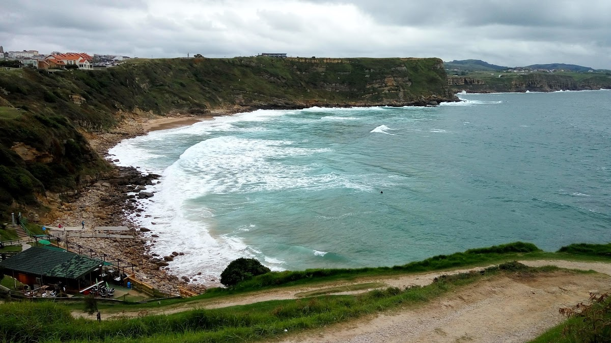 Playa de Los Locos en Suances - imagen 2